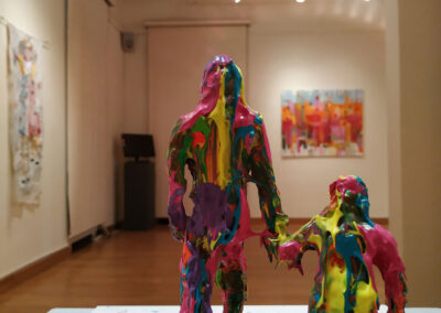 Artists in motherhood