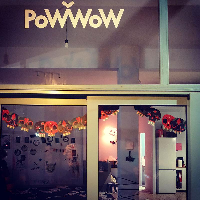 POWPOW Space